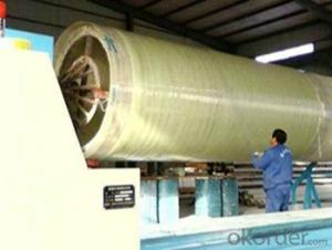 High Pressure GRE Pipe Long life span on sales