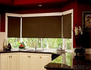 Woven Window Curtains Valances Roller Blinds