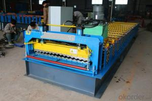 FRP roofing sheet and roof tile making machine with high quality