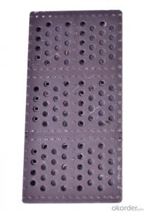 Ductile Iron Manhole Cover With EN124 Standard Made by Professional Manufacturer in China