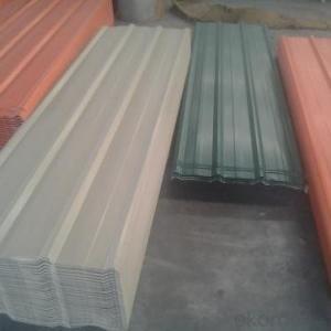 FRP Fiberglas Roofing Sheet Material Tile
