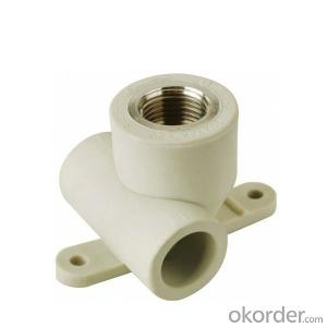 Ppr Pipe Fittings Used in Garden Irrigation with Durable Quality
