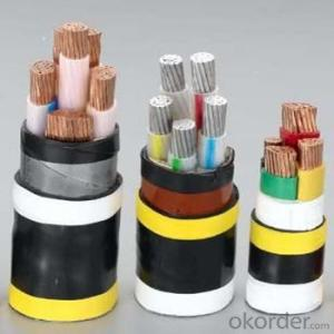 0.6/1KV Copper PVC Power Cable  with a good price