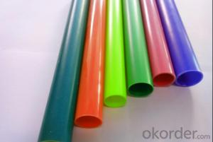 2018 PVC Pipes Used in Industrial Fields