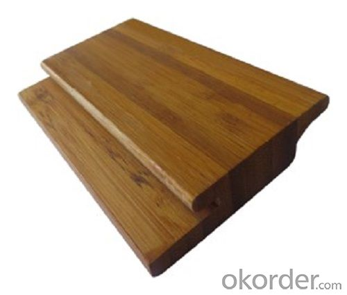 Buy Exterior Beauty Natural Eco Solid Bamboo Plank For