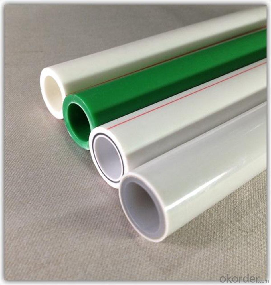 Buy Household Heat Resistant High Quality PPR Pipe Made in China