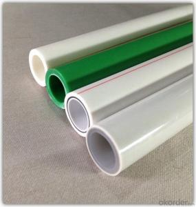 Household Heat Resistant High Quality PPR Pipe Made in China