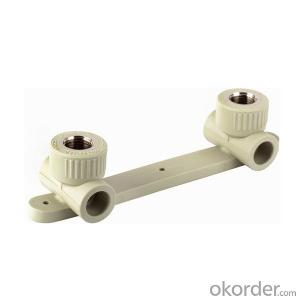 PPR Pipe Fittings Inner Tooth Three-Way Pipe Fittings