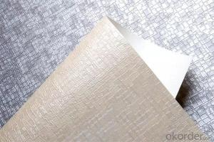 PVC Wallpaper New Design Chinese Washable Wallpaper for Kitchen