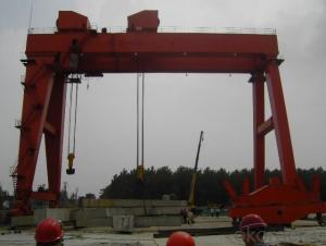 Gantry Crane with Shield,Anti-Sway,Tunnel Machine