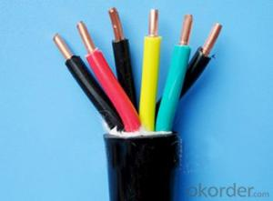 High quality Flame-retardant Control Cable with a good price