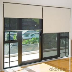 Roller Blinds Designer Home Decor for The Living Room
