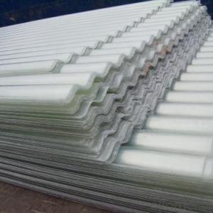 Fire Resistance FRP Roofing Sheet High quality with High Quality On Sales