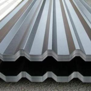 Corrugated Plastic Roofing Sheet, Fiber FRP Transparent Roof Pane with High Quality On Sales