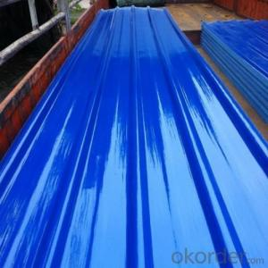 New FRP Gel Coat Corrugated Roofing Sheets Making Machine with High Quality