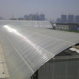 Corrugated FRP GRP Roof Sheet for Roofing