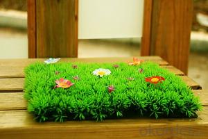 Garden Decoration artificial grass or turf
