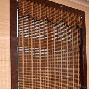China Supplier Bamboo Roller Window Blinds Curtain