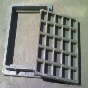 Sanitary Stainless Steel Tank Manhole Cover