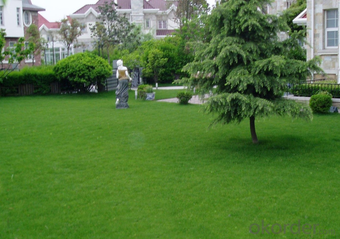 Artificial Grass For Landscape/Sport Synthetic