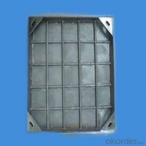 Ductile Iron Manhole Cover for Construction Application