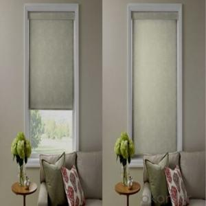 Sunscreen Blinds Motorized Shangri-la Window Blinds