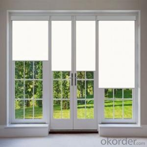 Roller Blinds Waterproof Windows Blinds for Office and Home