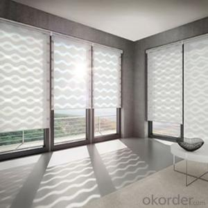 Venetian blinds Shangri-La bathroom customs curtain electric lifting shading