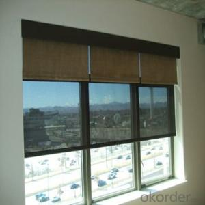 Roller Blind Waterproof Windows Blinds for Office and Home
