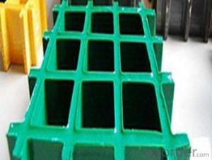 FRP pultruded grating with Safe and anti-slippery and good quality for sales