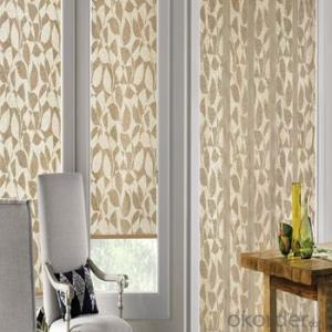 Roller Blind and Motorized Zebra Blinds for Office and Home