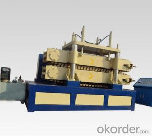 Hydraulic pressure system FRP grating making machine made in China
