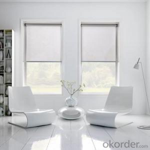Roller Blind Waterproof Window Blind for Office and Home