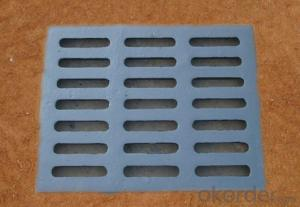 Ductile Iron Manhole Cover with Frames EN124
