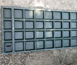 Duty Ductile Cast Iron Manhole Cover with Factory Online Heavy
