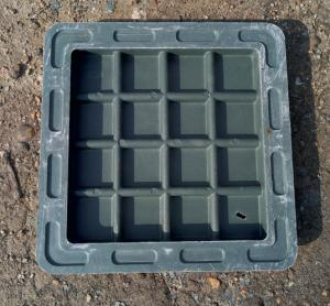 cast ductile iron manhole cover for mining and industry EN124