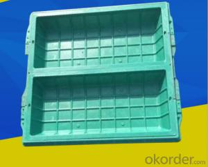 Ductile Iron Manhole Covers with Competitive Prices Made in China