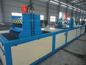 FRP automatic glass wool tank making machine with high quality