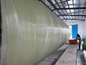Low friction coefficient FRP pipe without consequent pollution of lastest styles on sales