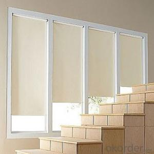 Roller Blinds Motorized Waterproof Outdoor Blinds for Office and Home