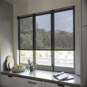 Roller Blind Motorized Waterproof Outdoor Blinds for Office and Home