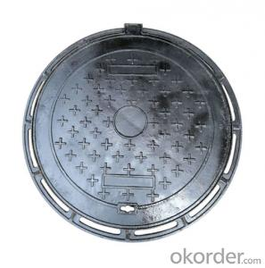 Professional Ductile Iron Manhole Cover for Mining