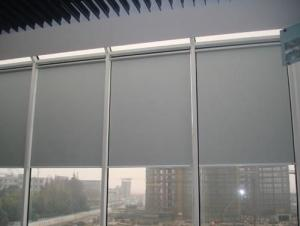 motorized fabric roller curtain with good quality
