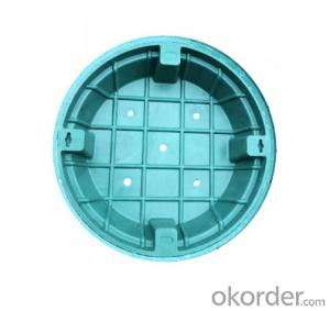 Ductile Foundry Manhole Cover with OEM Service