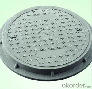 Ductile Iron Manhole Cover and Gratings