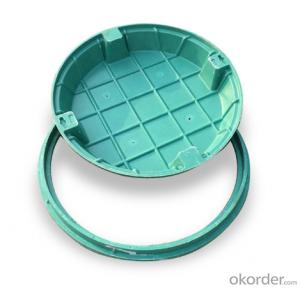 Ductile and Casting Iron Manhole Cover Competitive Price for Construction