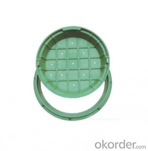 Cast Iron Manhole Cover with High Quality and Best Price