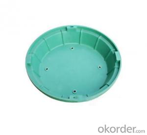 Ductile Iron Manhole Covers B125 D400 with Competitive Prices