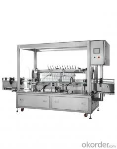 JXP-180 Automatic liner Bottle Rinser
