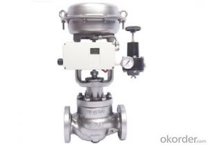 Cage-guided Control Valve Made In China Best Price